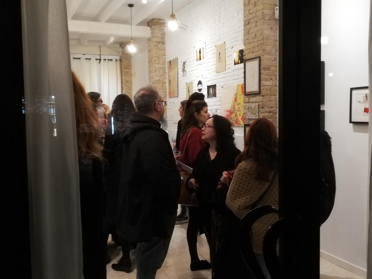 Russafa Valencia Art Exhibition